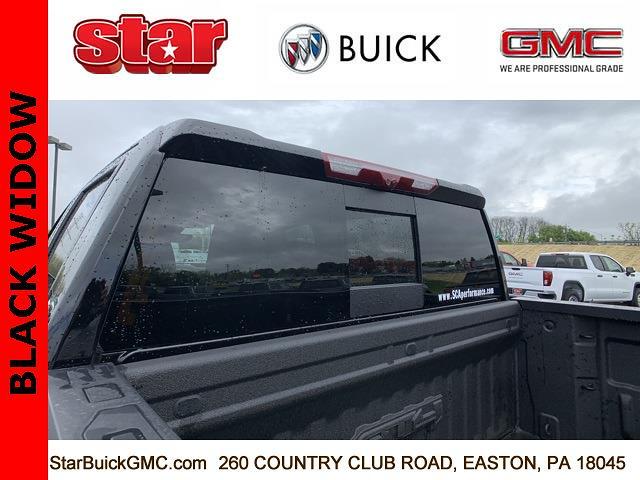 2021 GMC Sierra 1500 Crew Cab 4x4, SCA Performance Black Widow Pickup #410135 - photo 33