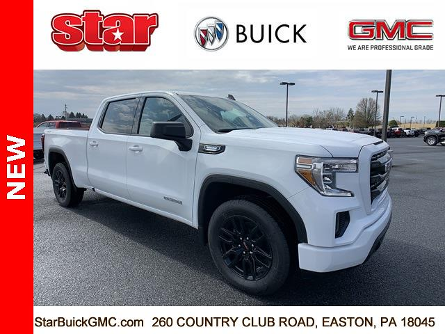 2021 GMC Sierra 1500 Crew Cab 4x4, Pickup #410147 - photo 1
