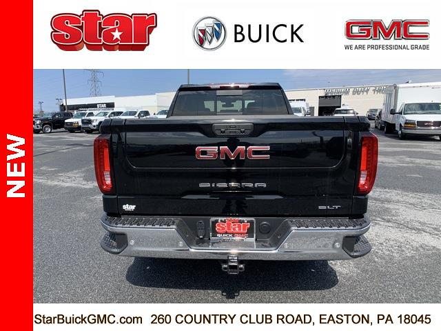2021 GMC Sierra 1500 Crew Cab 4x4, Pickup #410150 - photo 8