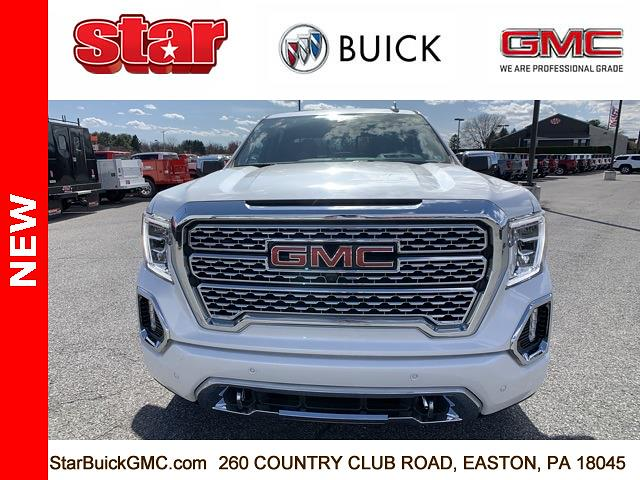 2021 GMC Sierra 1500 Crew Cab 4x4, Pickup #410154 - photo 4