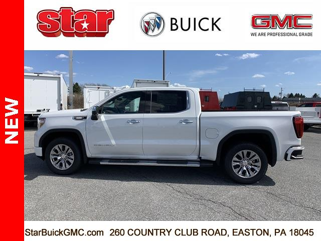 2021 GMC Sierra 1500 Crew Cab 4x4, Pickup #410154 - photo 6