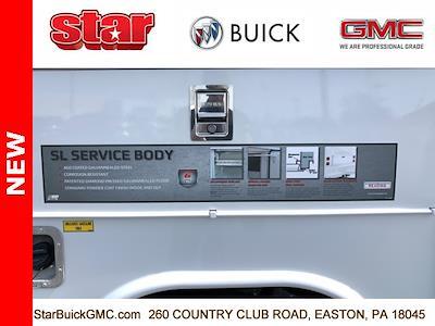 2021 GMC Sierra 2500 Double Cab 4x4, Reading SL Service Body #410156 - photo 25