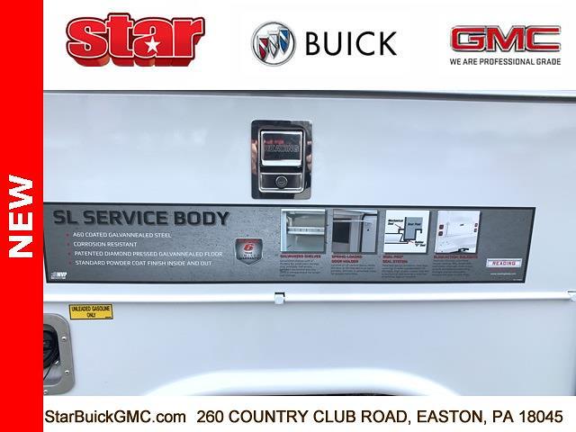 2021 GMC Sierra 2500 Double Cab 4x2, Reading SL Service Body #410159 - photo 25