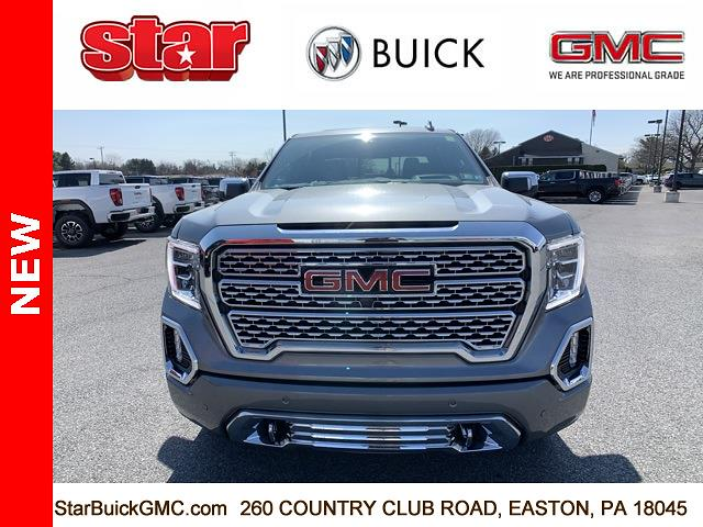 2021 GMC Sierra 1500 Crew Cab 4x4, Pickup #410162 - photo 4