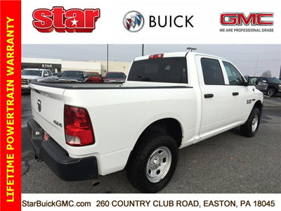 2015 Ram 1500 Crew Cab 4x4,  Pickup #480018A - photo 2