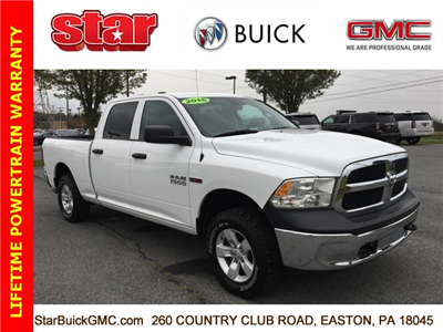 2016 Ram 1500 Crew Cab 4x4, Pickup #480023A - photo 1