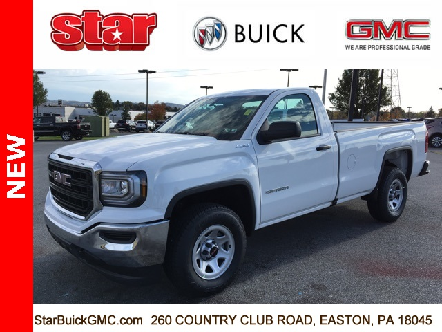 2018 Sierra 1500 Regular Cab 4x4, Pickup #480033 - photo 1