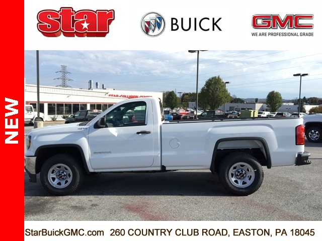 2018 Sierra 1500 Regular Cab 4x4, Pickup #480033 - photo 6