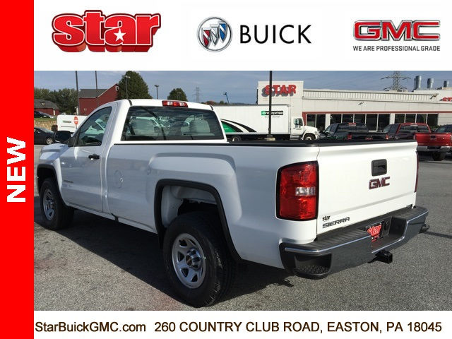 2018 Sierra 1500 Regular Cab 4x4, Pickup #480033 - photo 2