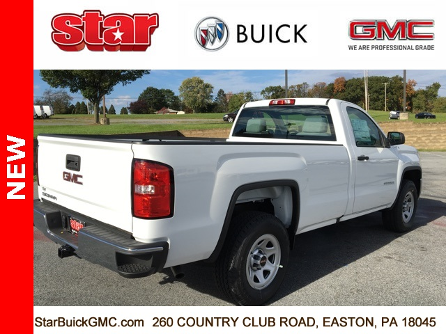 2018 Sierra 1500 Regular Cab 4x4, Pickup #480033 - photo 8