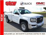 2018 Sierra 1500 Regular Cab 4x4, Pickup #480033 - photo 3