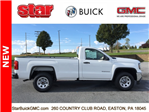 2018 Sierra 1500 Regular Cab 4x4, Pickup #480033 - photo 4