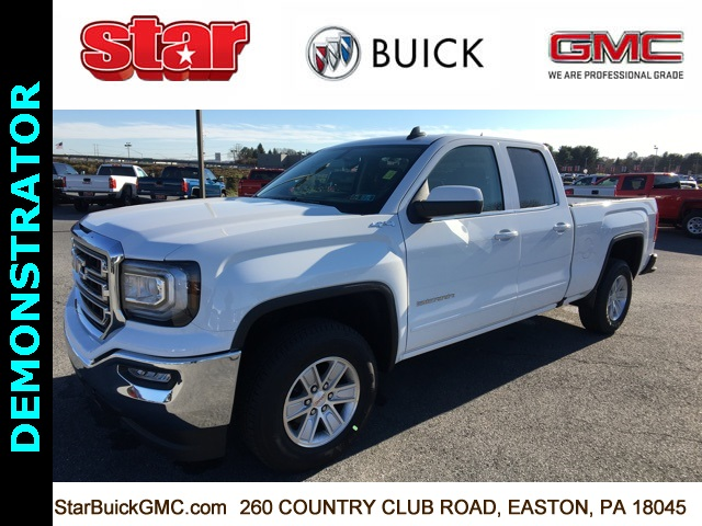 2018 Sierra 1500 Extended Cab 4x4,  Pickup #480098 - photo 1