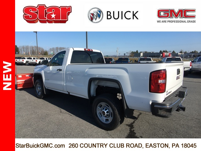 2018 Sierra 2500 Regular Cab 4x4, Pickup #480157 - photo 2