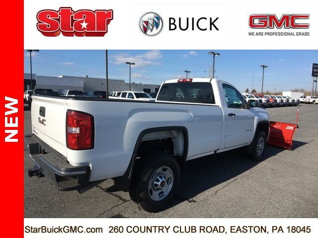 2018 Sierra 2500 Regular Cab 4x4, Pickup #480157 - photo 8