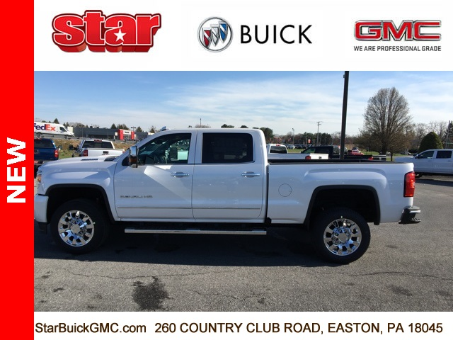 2018 Sierra 2500 Crew Cab 4x4,  Pickup #480176 - photo 6