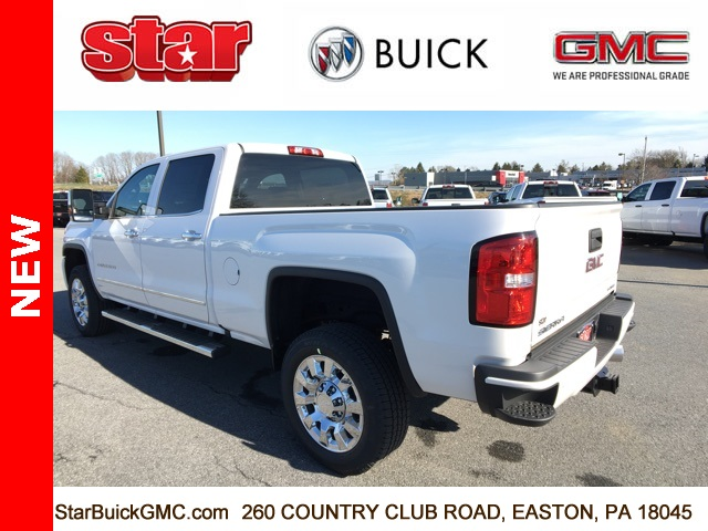 2018 Sierra 2500 Crew Cab 4x4,  Pickup #480176 - photo 2