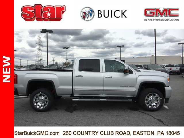 2018 Sierra 2500 Crew Cab 4x4,  Pickup #480206 - photo 4