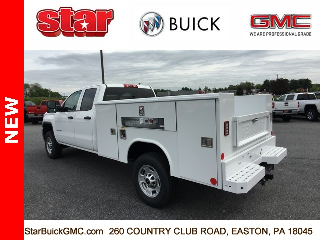 2018 Sierra 2500 Extended Cab 4x4,  Service Body #480212 - photo 2