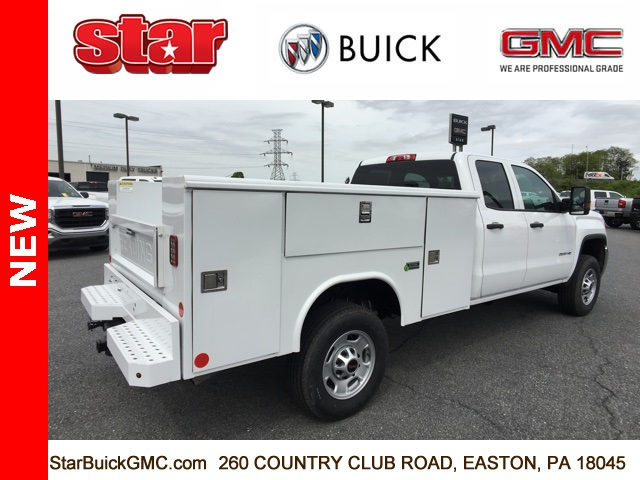 2018 Sierra 2500 Extended Cab 4x4,  Service Body #480212 - photo 4