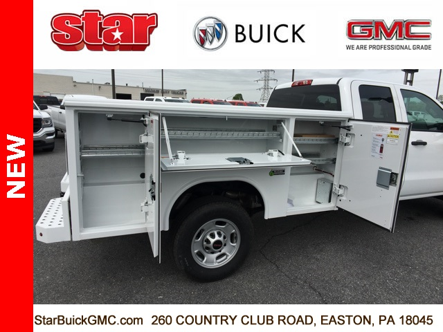 2018 Sierra 2500 Extended Cab 4x4,  Service Body #480212 - photo 21