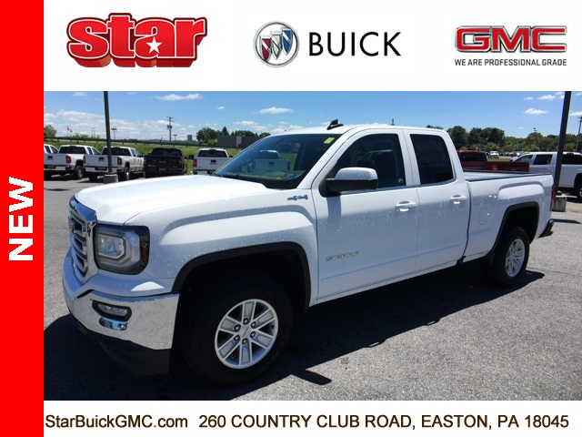 2018 Sierra 1500 Extended Cab 4x4,  Pickup #480214 - photo 1