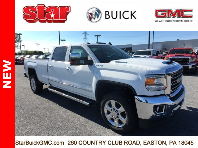 2018 Sierra 2500 Crew Cab 4x4,  Pickup #480249 - photo 3