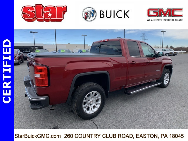 2018 Sierra 1500 Extended Cab 4x4,  Pickup #480256 - photo 8