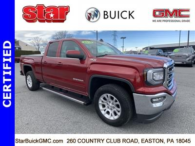 2018 Sierra 1500 Extended Cab 4x4,  Pickup #480256 - photo 3