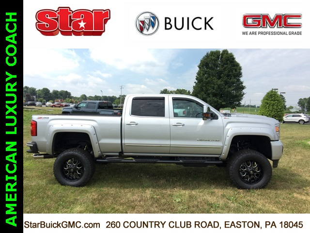 2018 Sierra 2500 Crew Cab 4x4,  Pickup #480282 - photo 4