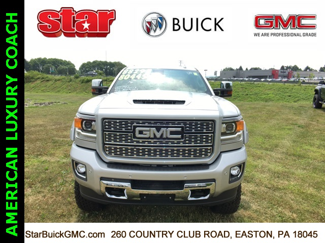 2018 Sierra 2500 Crew Cab 4x4,  Pickup #480282 - photo 5