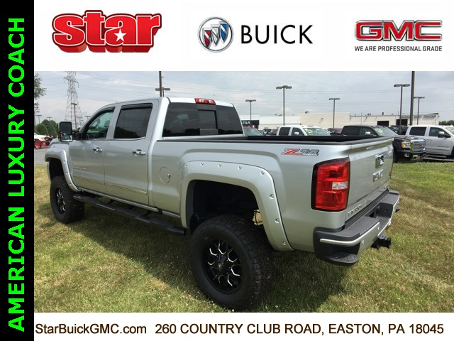 2018 Sierra 2500 Crew Cab 4x4,  Pickup #480282 - photo 2