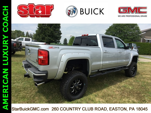 2018 Sierra 2500 Crew Cab 4x4,  Pickup #480282 - photo 8