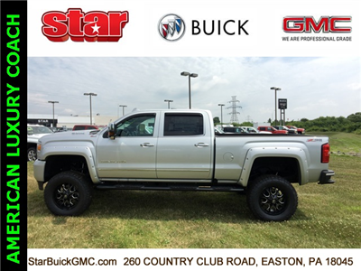 2018 Sierra 2500 Crew Cab 4x4,  Pickup #480282 - photo 6