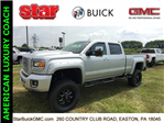 2018 Sierra 2500 Crew Cab 4x4,  Pickup #480282 - photo 1