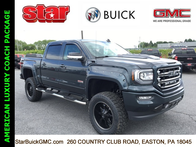 2018 Sierra 1500 Crew Cab 4x4,  Pickup #480286 - photo 3
