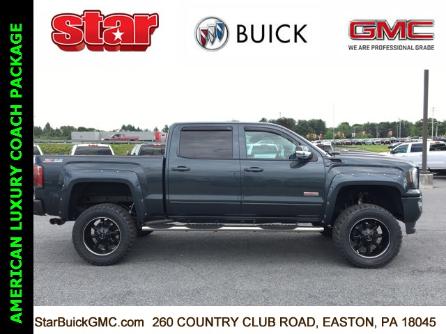 2018 Sierra 1500 Crew Cab 4x4,  Pickup #480286 - photo 4