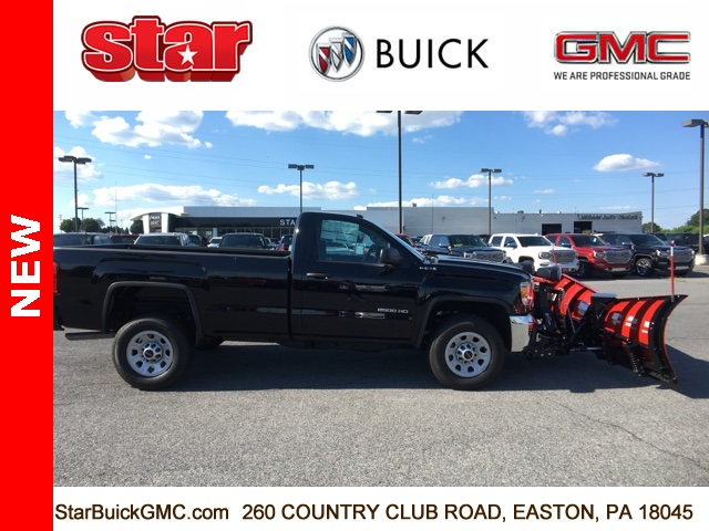 2018 Sierra 2500 Regular Cab 4x4,  Pickup #480287 - photo 4