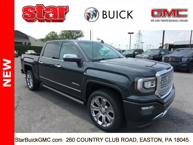 2018 Sierra 1500 Crew Cab 4x4,  Pickup #480294 - photo 3
