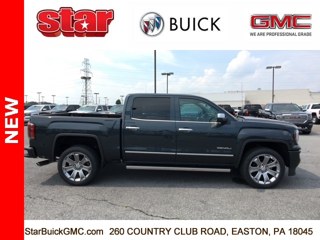 2018 Sierra 1500 Crew Cab 4x4,  Pickup #480294 - photo 4