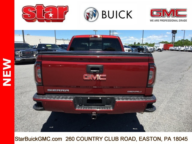 2018 Sierra 1500 Crew Cab 4x4,  Pickup #480299 - photo 7