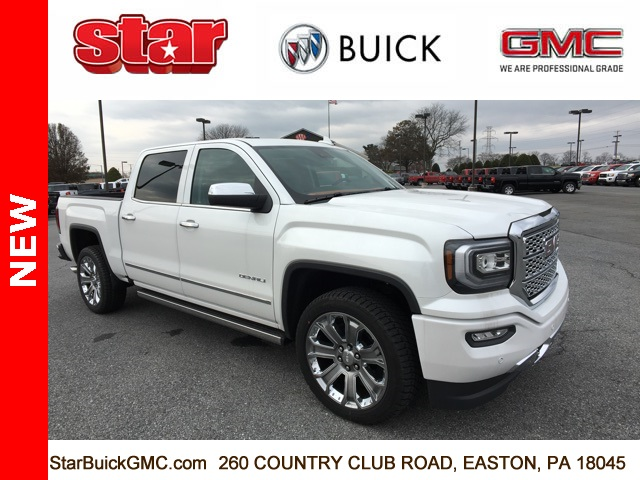 2018 Sierra 1500 Crew Cab 4x4,  Pickup #480312 - photo 3