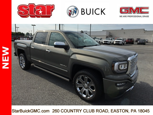 2018 Sierra 1500 Crew Cab 4x4,  Pickup #480333 - photo 3