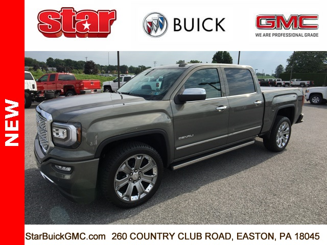 2018 Sierra 1500 Crew Cab 4x4,  Pickup #480333 - photo 1