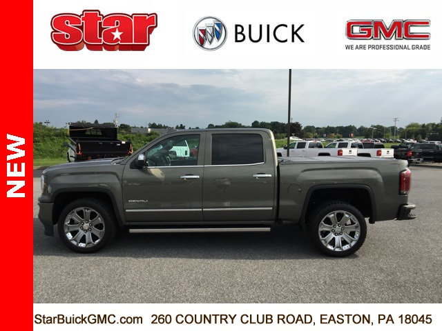 2018 Sierra 1500 Crew Cab 4x4,  Pickup #480333 - photo 6
