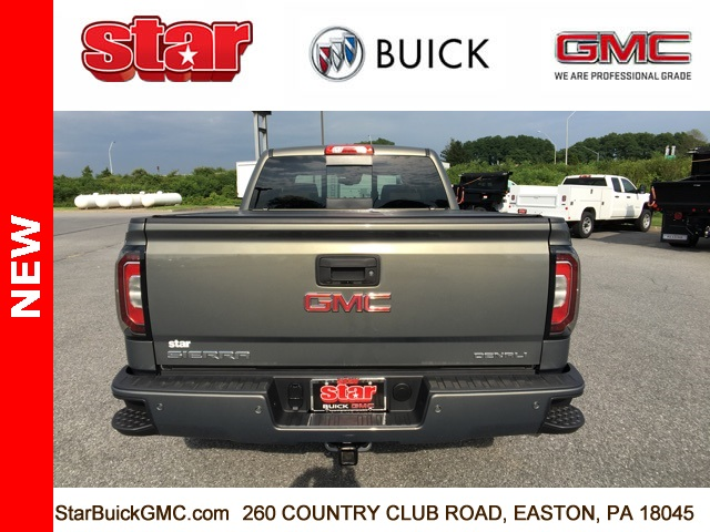 2018 Sierra 1500 Crew Cab 4x4,  Pickup #480333 - photo 7