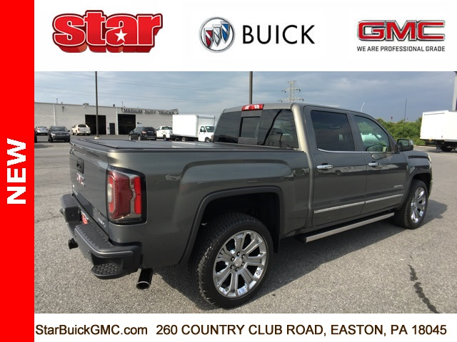 2018 Sierra 1500 Crew Cab 4x4,  Pickup #480333 - photo 8