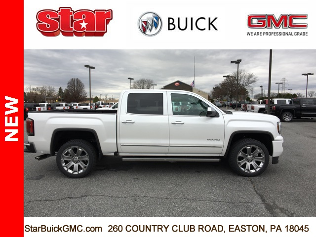 2018 Sierra 1500 Crew Cab 4x4,  Pickup #480375 - photo 4