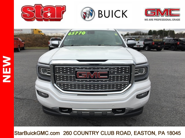 2018 Sierra 1500 Crew Cab 4x4,  Pickup #480375 - photo 5