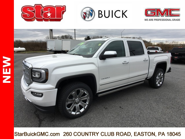 2018 Sierra 1500 Crew Cab 4x4,  Pickup #480375 - photo 1